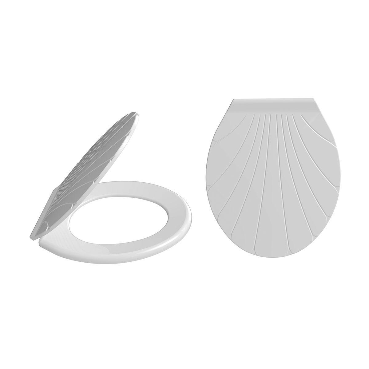 Сиденье для унитаза NOVA Shell 2040N