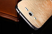 Чехол для Samsung Galaxy Grand I9080 I9082 motomo металлический