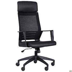 Кресло Twist black черный TM AMF