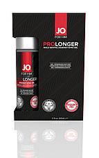 Пролонгер гель System JO Prolonger Gel (60 мл) с маслом перечной мяты, гвоздичного перца и пачули, фото 3
