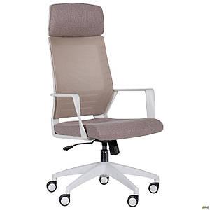 Кресло Twist white беж TM AMF