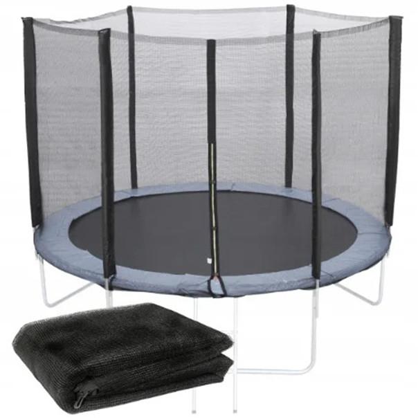 Защитная сетка для батута 8 фт 244-252 см, 6 столбиков, внешняя