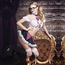 """Эротический костюм школьницы """"Шалунья Мэри"""" S/M, фото 2"""