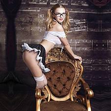"""Эротический костюм школьницы """"Шалунья Мэри"""" S/M, фото 3"""