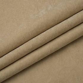 Ткань антикоготь флок Финт сливочного цвета