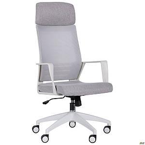 Кресло Twist white св.серый TM AMF