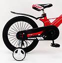 Велосипед 1850D-HAMMER HUNTER червоний. Магнієва рама (Magnesium), фото 5