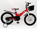 Велосипед 1850D-HAMMER HUNTER червоний. Магнієва рама (Magnesium), фото 4