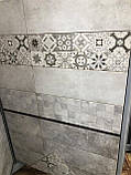 Кафель для ванной Конкрет Стайл (Concrete Style) 20*60 Cersanit, фото 7