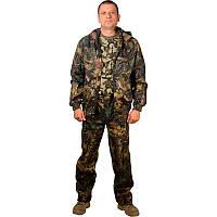 Камуфляжный костюм - Дубок темный (размеры 46-62)