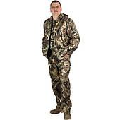 Камуфляжный костюм - Дубок светлый (удлиненный) (размеры 46-60)