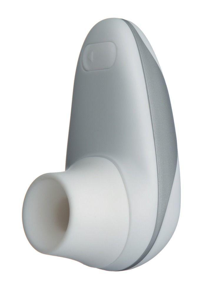 Вакуумный клиторальный стимулятор Womanizer Starlet White