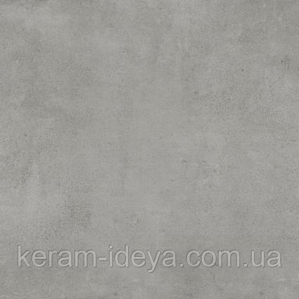 Плитка универсальная Argenta Powder Concrete 60х60 серый 388877, фото 2