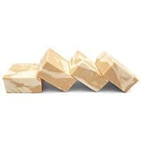 Натуральное твердое мыло Eco1shop с Белой глиной