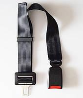 Подовжувач ременя безпеки з регульованою довжиною до 80 див. (УРБ-3) Бежевий