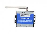 GSM контроллер управления замком, шлагбаумом, RTU5024