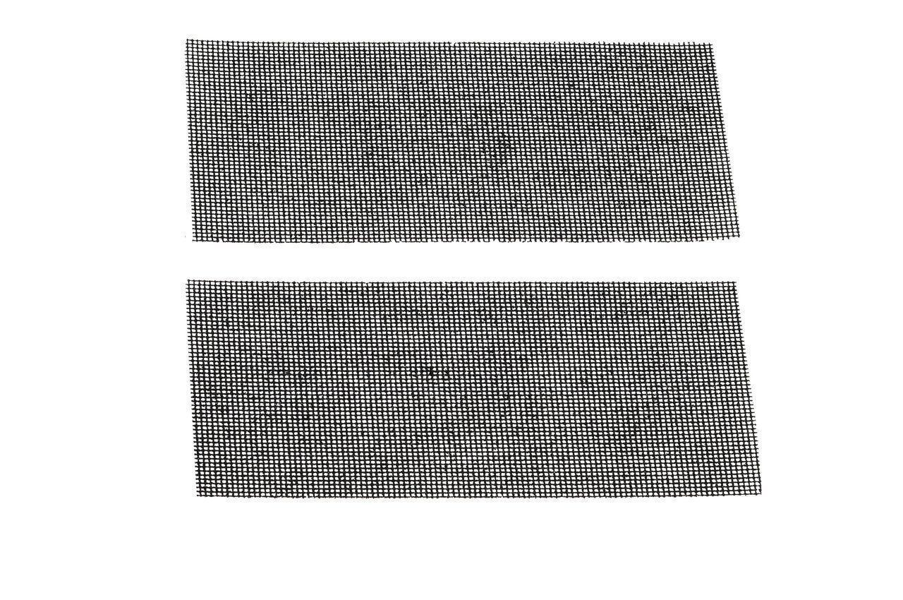 Сітка абразивна Mastertool - 107 х 280 мм, Р150 (50 шт.)