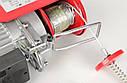 Тельфер электрический 150/300кг. EURO CRAFT HJ 202 1,6 кВт 12/6м, фото 6