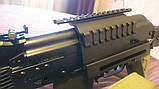 Боковое крепление АК-74 Сайга Тигр Вепрь КО-91 СВД, планка Вивера/Пикатина 21мм для калашникова, кронштейн, фото 7