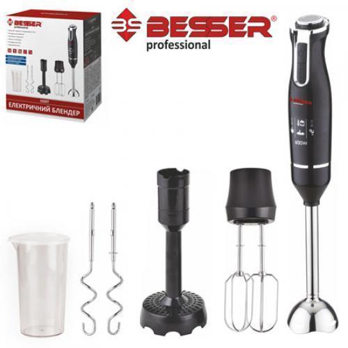 Блендер погружной BESSER 600W (10207)