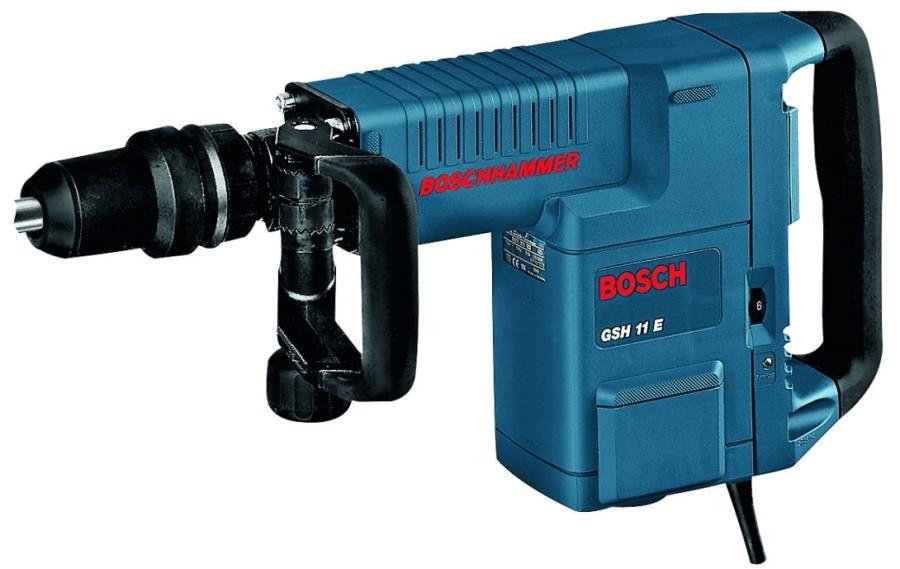 Отбойный молоток Bosch GSH 11E, 1500 Вт, 16,8 Дж
