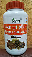 Трифала Чурна Triphala Churna (ДО 01.2021) Divya Patanjali аюрведа широкий спектр пользы для организма 100 гр