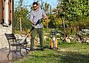 Мойка Oleo-Mac PW 115C (Италия) Оригинал 1,75 кВт/125 бар+турбо фреза,щетка,шланг 8м, фото 5