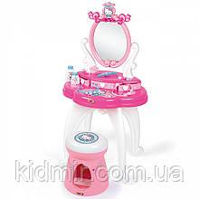 Туалетный столик с зеркалом и аксессуарами Hello Kitty 2 в 1 Smoby 320239
