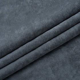Ткань антикоготь флок Финт серого цвета
