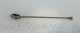 Ложка барная спиральная с мадлером L 300 мм (шт)