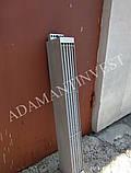Секция радиатора ТЭ3.02.005 масляная радиаторная ТЭМ 2 7317.000, фото 3