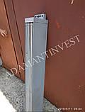 Секция радиатора ТЭ3.02.005 масляная радиаторная ТЭМ 2 7317.000, фото 4