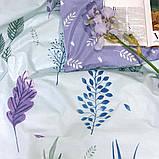 Постельное белье Вилюта (Viluta) ранфорс семейное 20112. Постель Вилюта семья. Комплекты постельного белья., фото 2