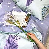 Постельное белье Вилюта (Viluta) ранфорс семейное 20112. Постель Вилюта семья. Комплекты постельного белья., фото 3