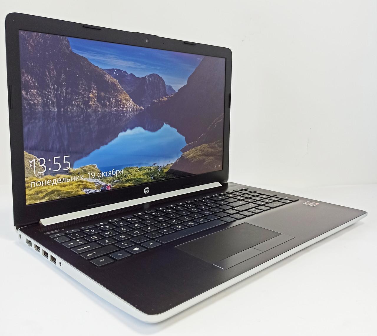 "Ноутбук HP 15-db0005dx (Multitouch/15.6""/Ryzen 5 2500U/8Gb/128Gb SSD) БУ"