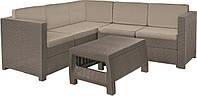 Набор мебели Keter Provence Set Капучино