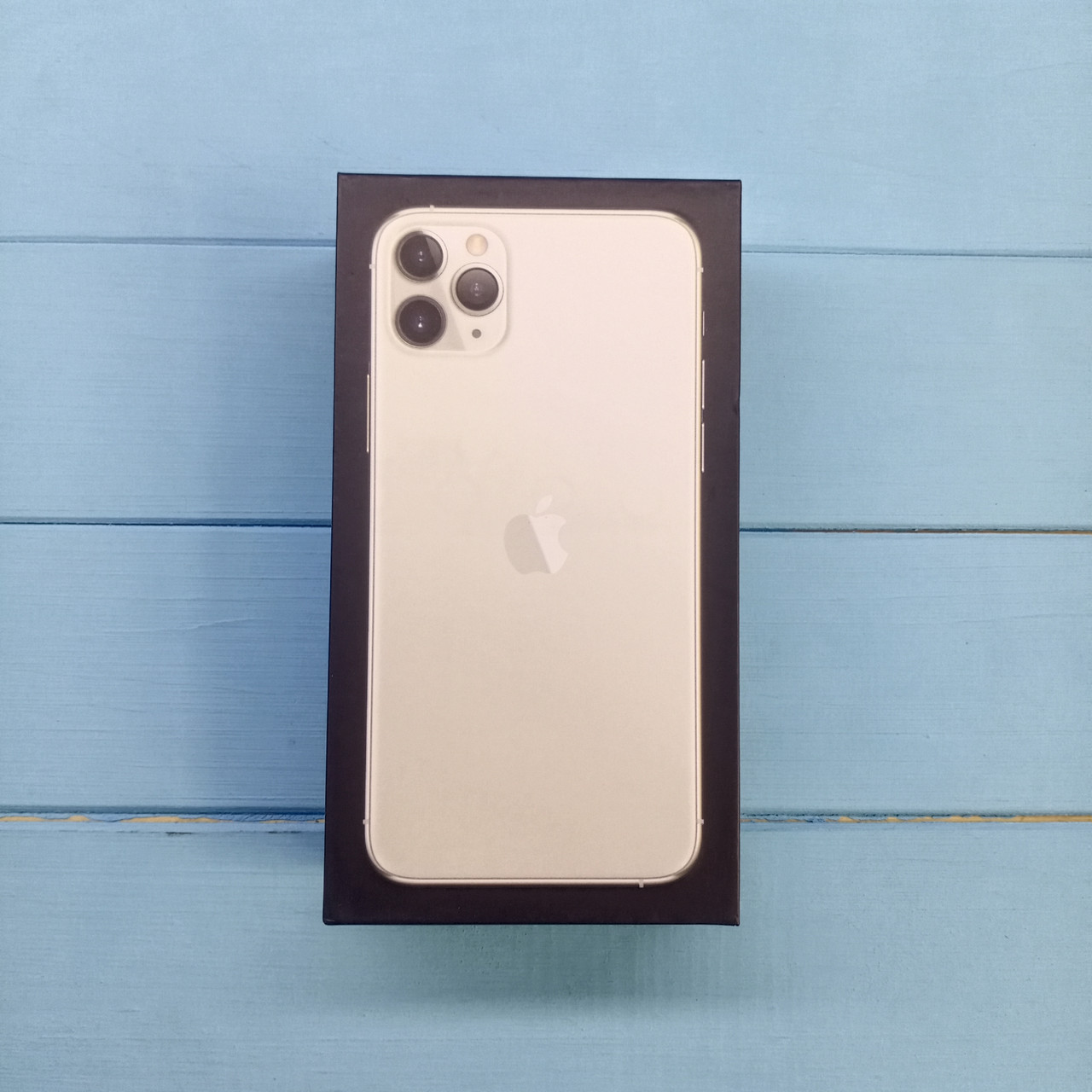Коробка Apple iPhone 11 Pro Max Silver