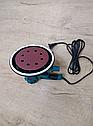 Шлифовальная машина для стен AL-FA ALDWS15 : 1500 Вт |  С светодиодной подсветкой, фото 6
