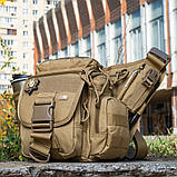 Сумка M-TAC EveryDayCarry BAG coyote, фото 4