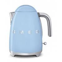 Электрический чайник Smeg KLF01PBEU голубой, фото 1