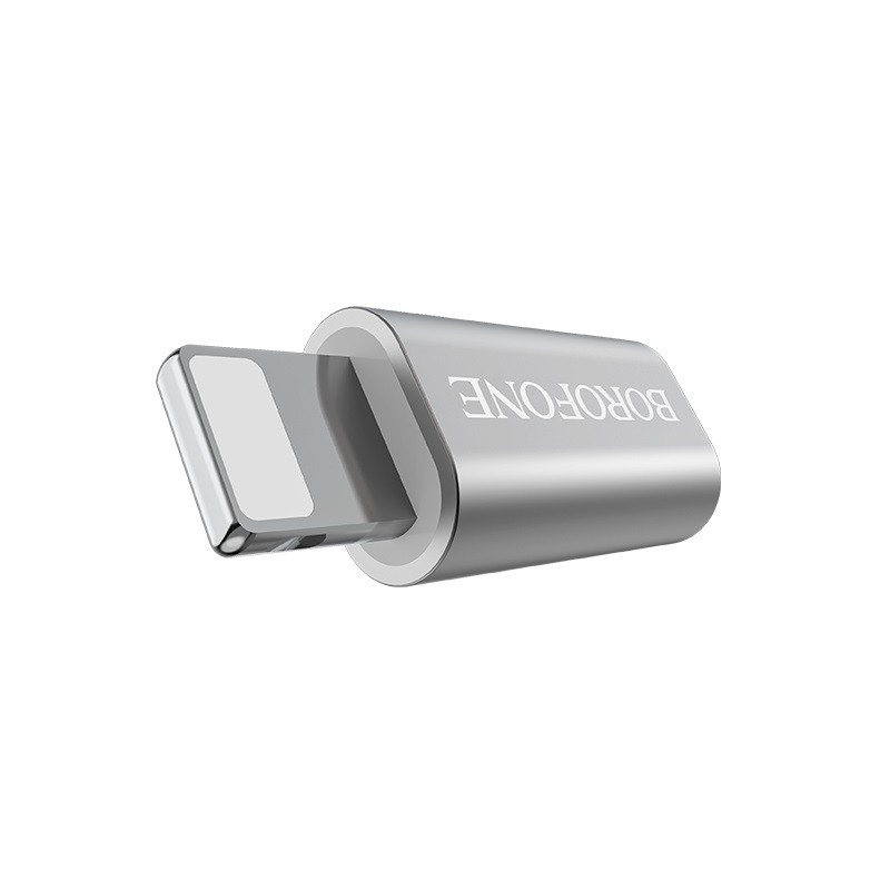 Переходник Micro-USB To Lightning Borofone BV5