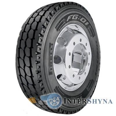 Шины всесезонные 295/80 R22.5 152/148L Pirelli FG:01 (рулевая), фото 2
