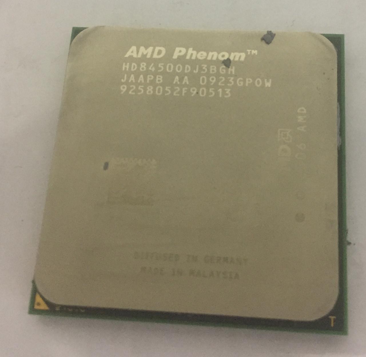 Триядерний процесор Socket AM2+ AMD Phenom X3 8450