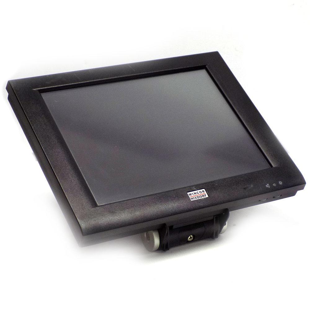 POS Монитор Wincor Nixdorf BA72A 2c touch/12,1/800x600/RGB