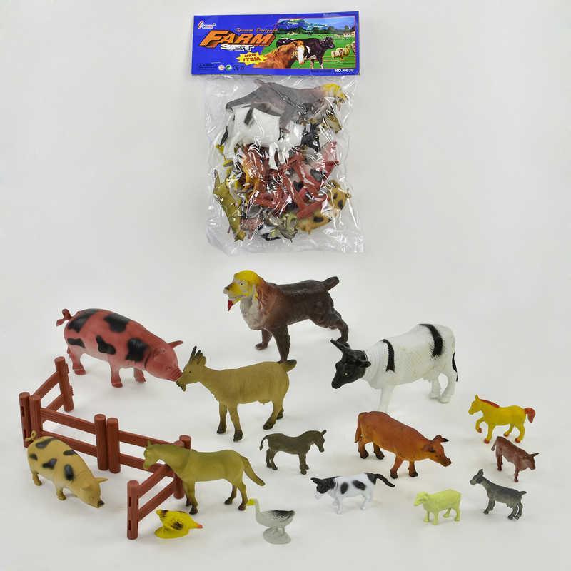 Фигурки животных ферма