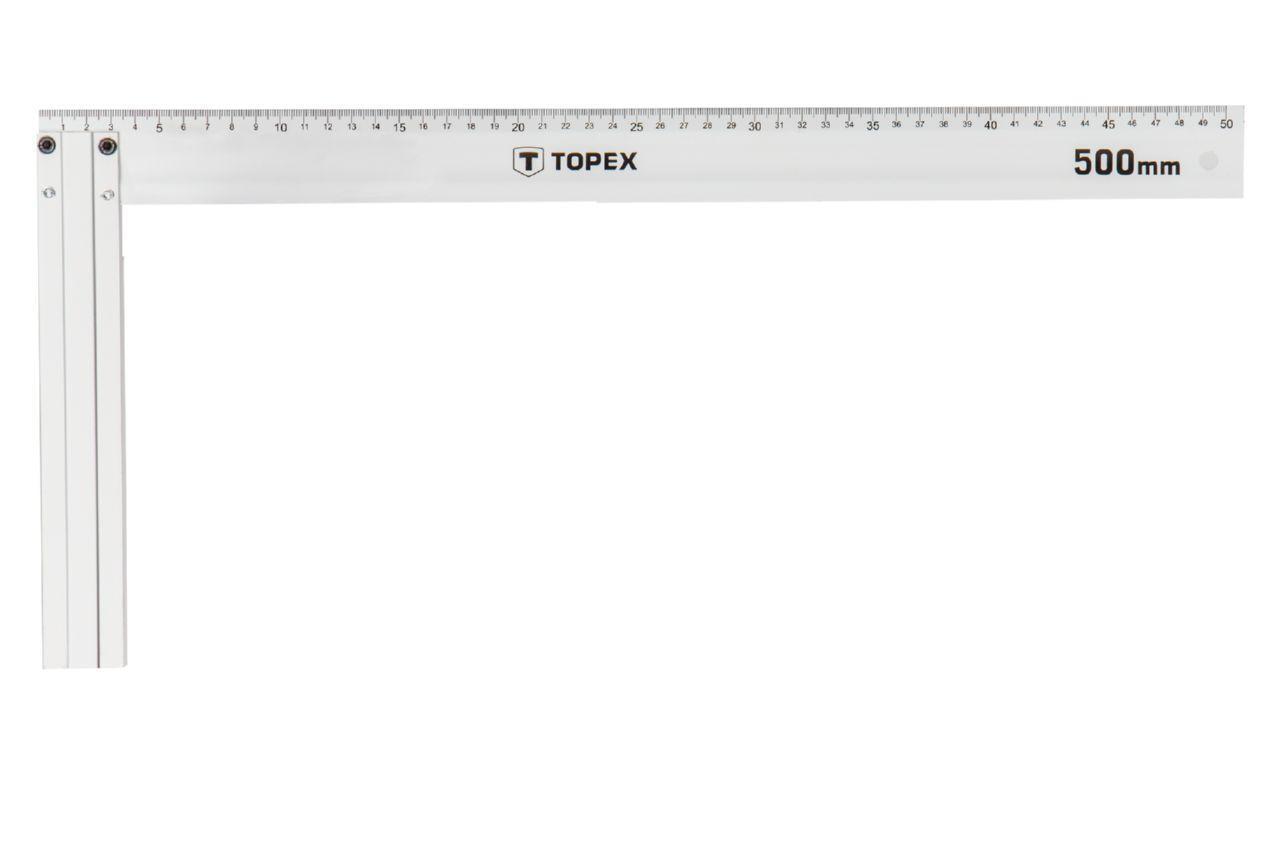 Косинець Topex - 500 мм алюмінієвий