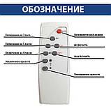 """Світильник вуличний консольний на сонячній батареї LED """"LAGUNA-100"""" 100 W, фото 5"""