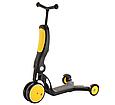 Трехколесный самокат - беговел - велосипед 5 в 1, фото 6