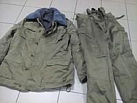 Афганка зимняя (костюм танковый СССР )