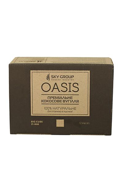Уголь для кальяна Oasis
